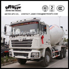 Shacman 12CBM Concrete Mixer Truck / Cement mixer truck