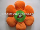 Flower Shape Plush Cushion