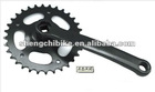 New style and inexpensive bicycle Chainwheel