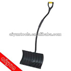 Heavy duty plastic snow shovel, Metal & Plastic