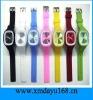 Colors Silicone Sports Quartz Watch