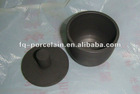 30 YEARS EXPERIENCED MAKER! Graphite Crucibles With Lid In Customized Dimensions And Designs
