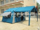 canvas big family tent