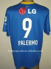 Wholesale Boca Juniors 10/11 Home Soccer Uniforms Kit Blue Color