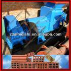 semi-auto red soil clay brick machine/+86+15037136031