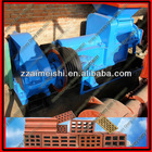 semi-auto red soil clay brick machine/+86+15037136031