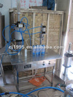 aerosol filling machine ,spray can filling machine for universal cleaning foam ,spray cleaning foam