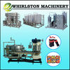 whirlston automatic carbonated juice equipment
