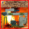 1304 wood feed pellet processing machine