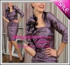 Sweetheart Newest arrival Purple Low Price mother dress