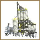 Premixed dry mortar mixing plant