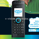 LK3088 wireless skype phone RJ45 no pc required with factory price