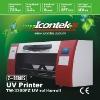 ICONTEK 3300FZ UV roll to roll printer The global year warranty 1 year