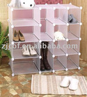 Clother organizer shoe rack