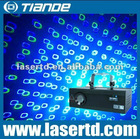 450mw RGB moving-head butterfly twinkling laser light TD-GS-37