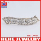 2012 fashion crystal hair clip