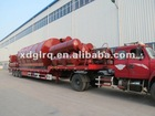 Used tire pyrolysis machinery to get tire oil sales hot in Pakistan