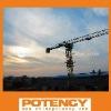CTT180 J10 Topless tower crane