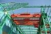 225ton steel melting plant casting crane