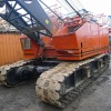 Used Hitachi crawler crane KH180