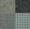 Mixed Marble Mosaic Tile