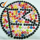 fm plastic snap button