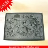 Stone relief carving sculpture