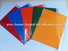 color rigid pvc film for book cover