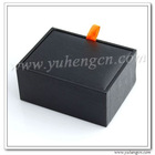 Plastic Cufflinks Gift Box/Jewelry Gift Box