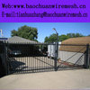 Decorative beautiful gates or doors