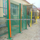 military anti-climb 358 high security fence