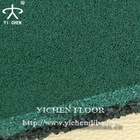 rubber flooring for outdoor basketball court use