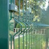 Wire mesh fence (PVC coated )