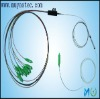 Fiber optic e90 carbon fiber splitter