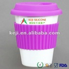Practical Eco-friendly Silicone cup lid