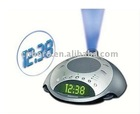 Sound Spa Classic Deluxe Clock Radio & Sound Machine with Time Projection