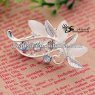 Diamond Jewelry Brooch Attractive Crystal Alloy Brooches Jewelry Display