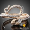 2012 new snake magnetic copper equilibrium bracelet WGB-155-45