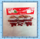 2012 Christmas toys gifts Christmas ornaments decorations preferred old red Santa Claus