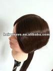 Brazilian human hair training head hairdresser