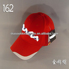 Wholesale brand name golf caps with magent ball marker