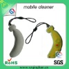 yellow banana phone/screen/mobile cleaner