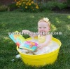 PVC baby bath book/EVA baby bath book