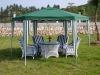 Pavilion Folding gazebo canopy