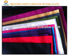 100% cotton solid dyed stretch poplin fabric