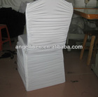 spandex/lycra chair cover in white color for wedding