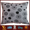 2012 new stlye design embroidery cushion