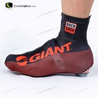 Cyclingbox 2012 Pro Black Red Cycling Shoe Covers /Accept Customize