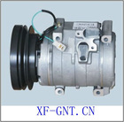 Excavator e320c 10s17c oem 447220-8080 24v air compressor ass'y machine