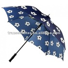 Navy Golf Umbrella,Umbrella for football fans